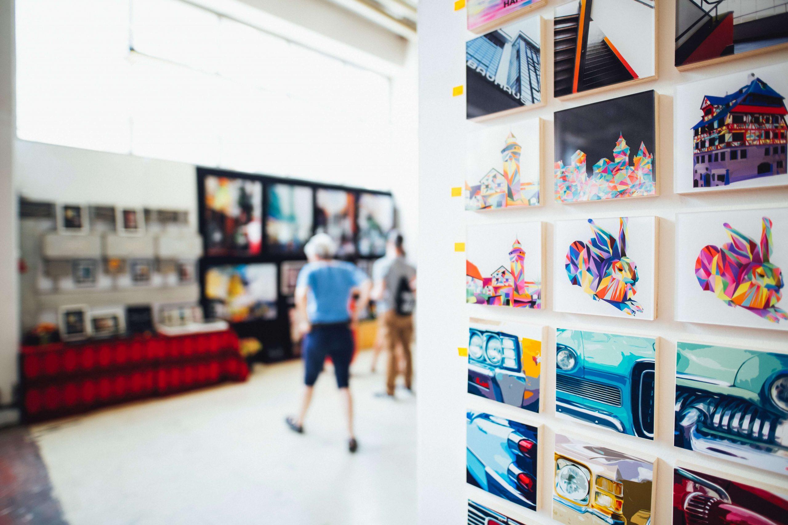 5 bonnes raisons d'avoir un showroom pour votre marque